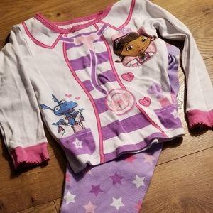Doc Mcstuffins Pajamas